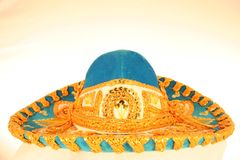 Authentic Mexican Hat Stock Images