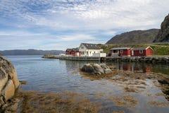 Arctic Norway Royalty Free Stock Photo