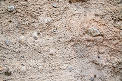 Authentic old adobe wall Stock Photography