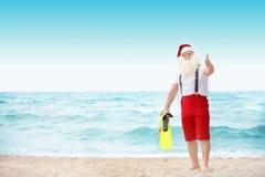 Authentic Santa Claus Stock Images