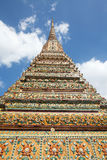 Authentic Thai Architecture Royalty Free Stock Photography