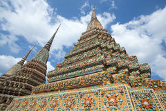 Authentic Thai Architecture Stock Photos