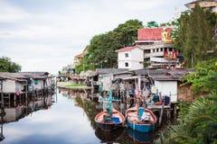 Authentic Thai landscape Royalty Free Stock Image