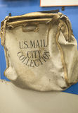 Authentic US Postal Bag Stock Images