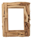 Authentic Wooden Frame Royalty Free Stock Images