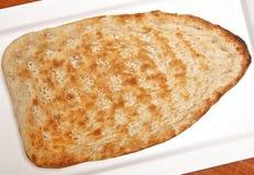 Authentiek Afghaans Brood Naan royalty-vrije stock afbeeldingen