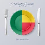 Authentieke Keuken Stock Afbeelding
