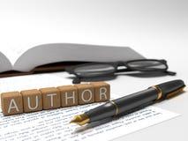 Author Stock Photo