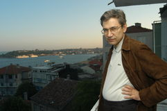 Author Orhan Pamuk Stock Images