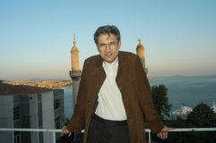 Author Orhan Pamuk Royalty Free Stock Image