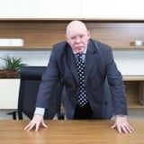 Authoritarian Boss royalty free stock photography