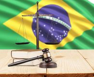 Authority. Background banner brazil brazilian business constitution stock photo