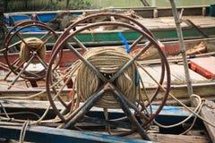 Autical Seil Lizenzfreies Stockfoto