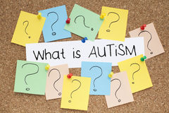 autism Imagenes de archivo