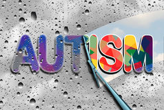 Autism Awareness Royalty Free Stock Images
