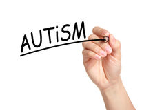 Autism Concept Stock Photography