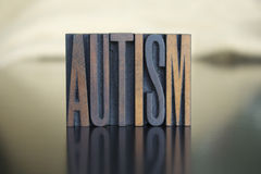 Autism Royalty Free Stock Photo