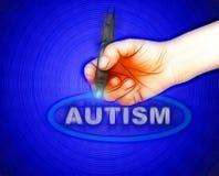 Autism Stock Image