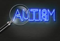 Autism Stock Photo