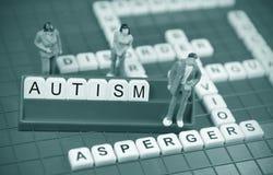 Autisme Photo libre de droits