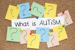 autisme Stock Afbeeldingen