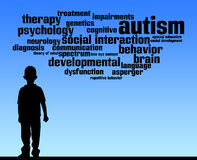Autistic Royalty Free Stock Photography
