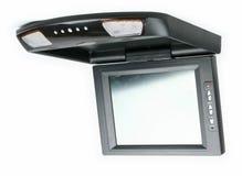 Autoüberwachungsgerät und -DVD-Spieler Lizenzfreie Stockfotografie