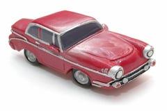 Auto 1 van het stuk speelgoed stock foto's
