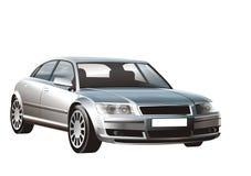 Auto ilustração royalty free