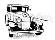 Auto Royalty-vrije Stock Afbeelding