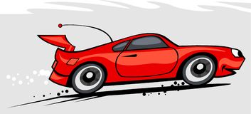 Auto Vector Illustratie