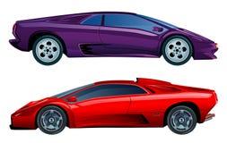 Auto vector illustratie