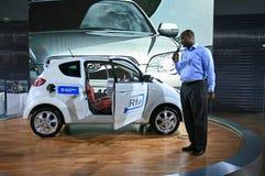 auto 2008 nowych międzynarodowych York audycji Zdjęcia Royalty Free