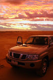 AUTO 4WD Stockfotografie
