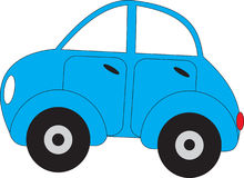 Auto Lizenzfreies Stockbild