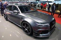 2015 Auto ABT Sportsline Audi RS6-R Lizenzfreie Stockfotos