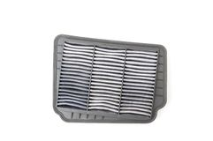Auto Air filter spare part Stock Photography