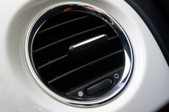 Auto air vent Royalty Free Stock Image