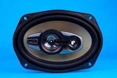 Auto altofalante alto de sistema audio Imagens de Stock