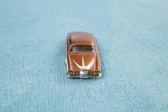 Auto auf Teppich Stockbilder