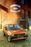 Auto, Automobile, Brick Royalty Free Stock Image