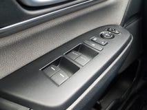 Auto of autoraam en deur automatische controles royalty-vrije stock afbeelding