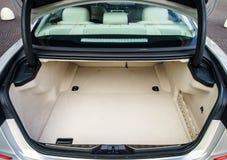 Auto bärare för bagage Royaltyfria Bilder