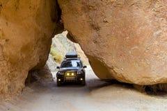 Auto in bergen Royalty-vrije Stock Fotografie