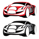 auto biznesu znak royalty ilustracja
