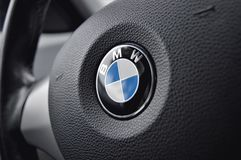 Auto, Blur, Bmw Royalty Free Stock Photography