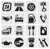 Auto Car icons Stock Photo