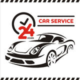 Auto car service Stock Images