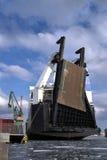 Auto-carrierschip Royalty-vrije Stock Foto's