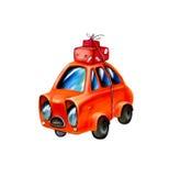 Auto cartoon icon Picture. Icon Stock Photos